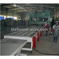 Lapping Machine, Hot Press, Sanding Machine