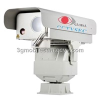 Long Range Fog Penetration Laser Night Vision PTZ Camera GCS-LRC