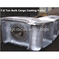 Marine-used 7.6 Ton Bulk Cargo Casting Steel Parts