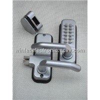 Mechanical Code Lock for Glass Door (WTL-10A)