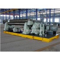Mechanical Three Roller Plate Rolling Machine,Three Roller Symmetrical Bending Machine