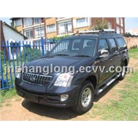 China Petrol/Diesel SUV Cars/SUV Truck for Sale