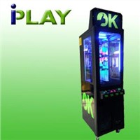Ok Machine---prize machine