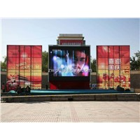 P25 outdoor full color LED SIGN