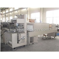 PET Bottle Wrapping Packing Machine