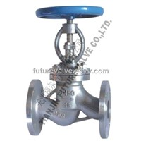 PN16 Stainless Steel Flanged Globe Valve