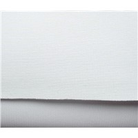 PU Coating 100 Polyester Knitting Fabric for Stretch Ceiling