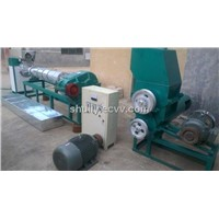 Plastic Pellet Machine / Waste Plastic Recycle Machine