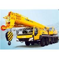 QY100K-I XCMG 100Tons Construction Crane