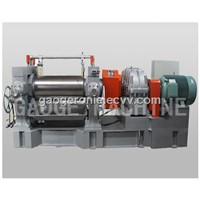 Rubber Open Mill Machine