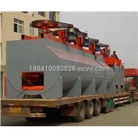 SF gold ore flotation machine popular Africa
