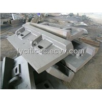 Wear-resisting Steel Liner for Large Size AG Mill Shell