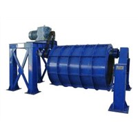 XG Series of Suspension Roller Type Cement Tube Machine