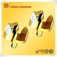 Zinc alloy 8mm glass panel clamp/clip/holder