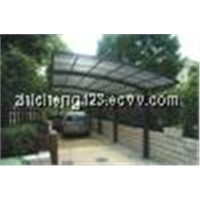 car canopy,carport,car shed,car canopy,polycarbonate,carriage shed,