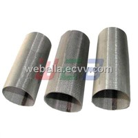 filter pipe(perforated metal,expanded metal,woven wire mesh)