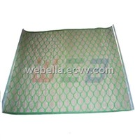 mining hook strip soft screen