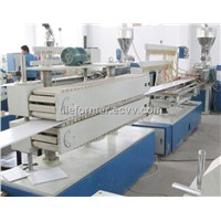 PVC Ceiling Panel Forming Machine, PVC Ceiling Panel Production Line