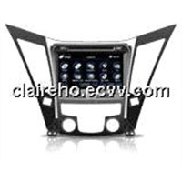 car entertainment and GPS navigation system for Hyundai Sonata