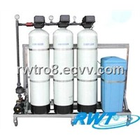 Pretreatment System - Real Water