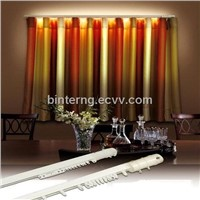 Bintronic Motorized Drapery Track with LED (BT-LCT)