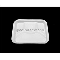 Paper Food Tray, food packaging, disposable plates