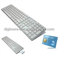 Smart Card Mac Compatible USB Keyboard