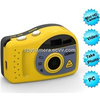 1080p HD Mini Thumb Camera T7000 Portable DV LM-MC859
