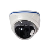 650TVL SONY Color CCD Indoor Dome Camera Effio-E Indoor Plastic Dome Camera SF-6079VP