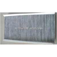 Active-Carbon Air Filter/ Hepa Auto Air Filter for VW Car OEM 058133843