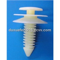 Auto Plastic Fastener/automotive clips/car retainer/plastic rivet