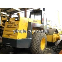 Used Bomag Road Roller BW217D-2