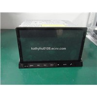 Capacitive Multi-Touch Screen Car Pad with 3G, WIFI, GPS, DVD, iPod, Bluetooth, etc