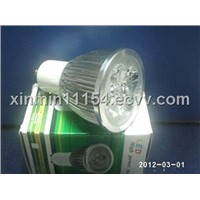 Competitive 5*1W LED Spotlight on promotion 400-450lm high brightness