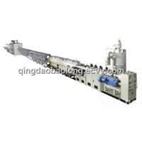 Hot Sale Large diameter hollow winding pipe production line