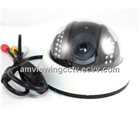 IR Dome Camera, Support External Tf Card,Video Motion Detection, Synchronous Audio Recording