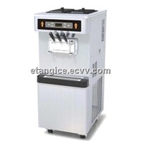 Commercial Soft Serve Ice Cream Machines 50 Liters / Hour, 3 Phase high output, For Super Market