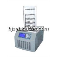 Lab Equipment Freeze Dryer (Manufacturer LGJ-10 Bulk Shelf Type)