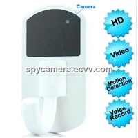 New Clothes Hook Spy Camera With Motion Activated Remote control LM-CH867