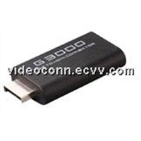 PS2 to HDMI Converter UP Scaler 1080P