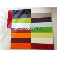 Professional High Glossy UV MDF Board for Kitchen Cabinet