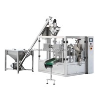 TS8-200P Rotary Packing Line
