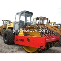 Used Road Roller Dynapac CA25PD