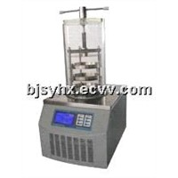 Vacuum Freeze Drying Machine (manufacturer, LGJ-10 stopper type)
