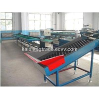 XGJ-DN electronic apple orange and pear grading machine