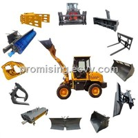 0.6T Mini Loader ZL06F