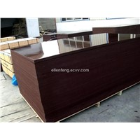 1220*2440*18mm  melamine glue poplar core film faced plywood