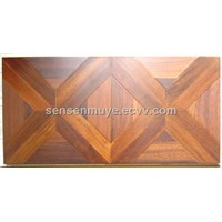 12.3mm best selling parquet flooing,high quality