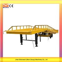 12t Hydraulic Mobile Metal Ramps