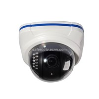 1/3'' SONY Color CCD 650TVL Effio-E IR Plastic Dome Camera SF-6079VPIR